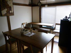 香麦荘2階の個室